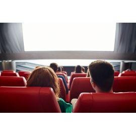 Billet Cinéchèque - plus de 1350 cinémas validité jusqu'au 31/01/2021