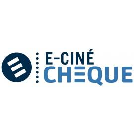 E-Billet Cinéchèque - plus de 800 cinémas valable jusqu'au 31/05/2019