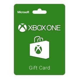 Xbox et Microsoft - recharge moins chère - carte de 50 €