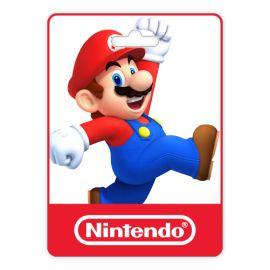 Nintendo - recharge moins chère - carte de 25€