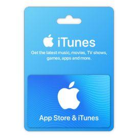 iTunes / Apple Store - recharge - carte de 25€