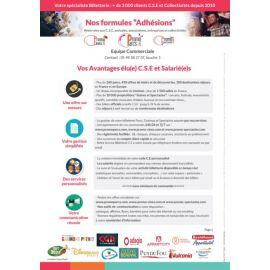 Adhésion annuelle Professionnelle - Club Promo-Cines