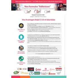 Adhésion annuelle Professionnelle - Premium Promo-Cines