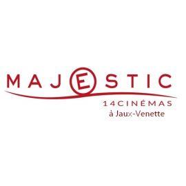 Billet Majestic - valable jusqu'au 21/01/2021